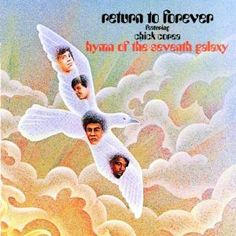 Chick Corea, Return to Forever -- Hymn of the Seventh Lps, Rock Music, My Music, Chick Corea, Progressive Rock, The Seven, Music Albums, Album Covers, Jazz