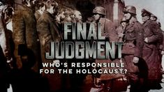 Netanyahu's Holocaust Conspiracy Theory DEBUNKED