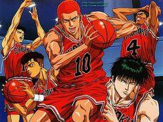 "dayinanimanga: "" Today in Anime History "" October 1993 The Slam Dunk anime premieres Based on the manga by Takehiko Inoue "" "" Dragon Ball, Slam Dunk Anime, Inoue Takehiko, Batman Tattoo, Cartoon Tv Shows, Anime Characters, Fictional Characters, Classic Cartoons, Kuroko"