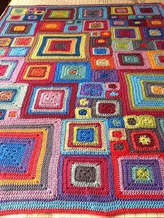 Ravelry: kangabrat's Eli's Blanket