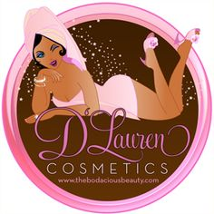 Beautiful logo designs for your makeup product line or for you, the fabulous makeup artist.