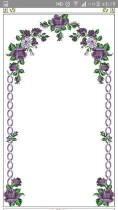 This Pin was discovered by Kad Cross Stitch Boarders, Cross Stitch Bird, Cross Stitch Flowers, Cross Stitching, Modern Cross Stitch Patterns, Counted Cross Stitch Patterns, Cross Stitch Embroidery, Flower Embroidery Designs, Flower Designs