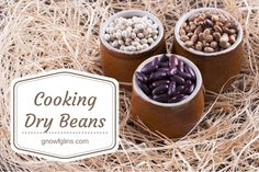 Cooking dry beans dried beans, bean recipes, crockpot recipes, whole food recipes, Whole Food Recipes, Cooking Recipes, Cooking Videos, Crockpot Recipes, Cooking Tips, Dinner Recipes, Slow Cooker, Cooking Dried Beans, Cooking Kale