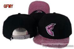 Famous Stars and Straps Snapback Hats Adjustable Cap Black Purple
