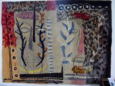 John Piper Foliate heads, tapestry | by Martin Beek
