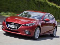 The New Mazda3 Hatchback (2014)