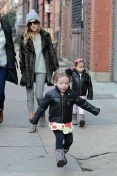 Sarah Jessica Parker's twins rock 13 loveable looks   #BabyCenterBlog