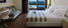 Junior Suite with Private Pool at Cavo Olympo