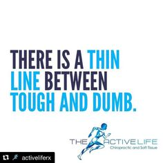 """Thanks for the reminder as always @activeliferx  #Repost  We get it no one likes the person who is always complaining and no one wants to be the person who complains. Like our friend @smashwerx says""""if you're in pain you're already screwed"""" so you need to tell your coach if you're in pain. Not doing so is dumb. More importantly when your coach gives you modifications that sent your ego adhere to them and work for the stimulus. We know you're tough no need to be dumb. Tag someone who needs to…"""