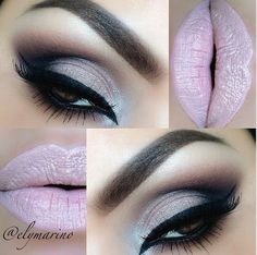 Modern Glam Look!