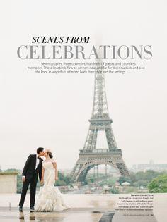 Featured in Martha Stewart Weddings Magazine! - KT Merry Photography