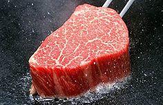 Waygu meat, Kobe, Japan
