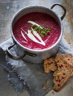 Punajuurikeitto   K-ruoka #kasvisruoka