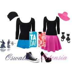 """""""Oswald and Ortensia"""" by awesome-saucem on Polyvore"""