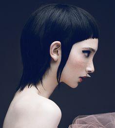 Nicole Kae Short Black Hairstyles