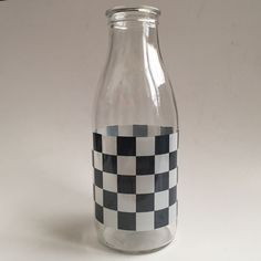EXCELLENT VINTAGE LE PARFAIT MILK BOTTLE MADE IN FRANCE 9.5 INCH TALL VERY NICE