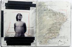 Jose Ramon Bas  Icaro, 2005  Artist Sketchbook