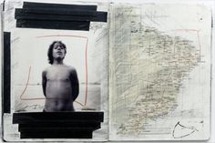 Jose Ramon Bas  Icaro, 2005  Artist Sketchbook