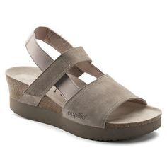 51df57e8bbd Wedge Heels for Women. BirkenstockSuede LeatherWedge HeelsTaupeWomen s  SandalsStretchesSmoothWedgesShoes Sandals