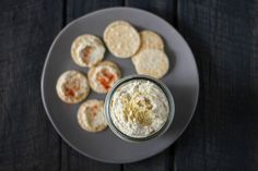 Classic Cashew Cheese // nutritionstripped.com