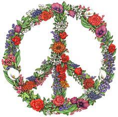Peace Flowers https://www.facebook.com/bohemiangypsy2