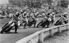 Jay Springsteen #1, Ted Boody #12, Corky Keener #62, Mike Kidd #72, Willie Crabbe #7a, and Steve Morehead #42