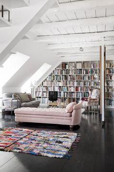 Loft Apartment, Copenhagen – The Apartment