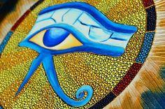 Dotillism acrylic on canvas