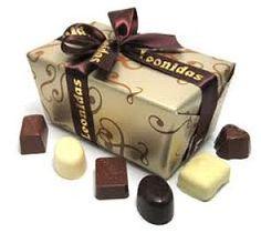 Ballotin de chocolats sur-mesure Leonidas