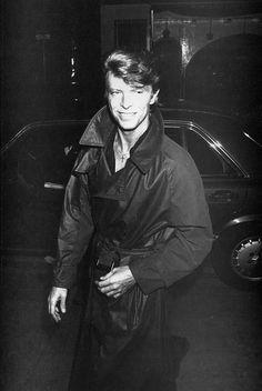 David Bowies spooky OAP bus pass.