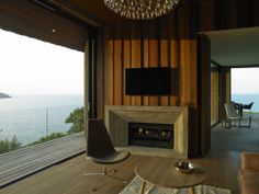 New Zealand Architecture Awards 2014 Winners Announced,Headland House / Stevens Lawson Architects. New Zealand Architecture, Architecture Awards, Interior Architecture, Interior Design, Interior Ideas, Private Club, Grand Designs, Good House, Living Spaces