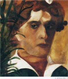 Romantic works of Marc Chagall