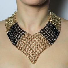 Knights Armor Necklace