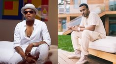 Video: Wizkid records with US rapper, French Montana