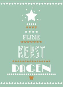 Kerstkaart - xmas-hip-fijne-kerstdagen-tekst Christmas Wishes, Christmas And New Year, Christmas 2019, Christmas Crafts, Xmas, Chrismas Cards, Dutch Quotes, New Year Wishes, Diy Cards
