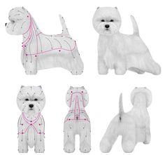 Dog Grooming Information :: Breed Grooming Profile #DogGrooming