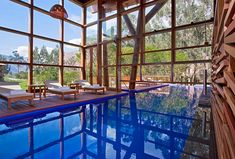 Tambo del Inka, a Luxury Collection Resort & Spa, Valle Sagrado - Swimming pool - inside Spa