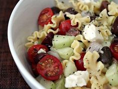 A great twist on a classic, this salad is light, fresh, and has flair.