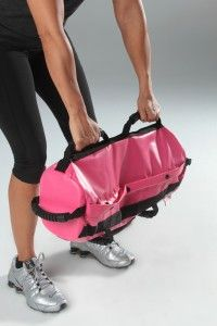 Ultimate Sandbag Core Training System Review/GIVEAWAY! SM LOVES this product & you will too!