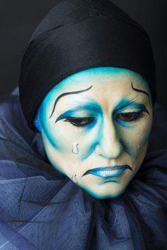 Stick art studio | escuela de maquillaje artístico. Makeup Ruth sarmiento | Artistic Makeup