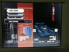 GRADE  ?  AGE VICTOIRE RAGE RACER ( JAPAN VERSION)