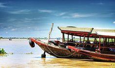 Cai Be, Vinh Long, Vietnam