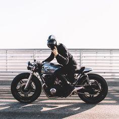 Honda CB750 by Hookie Co.