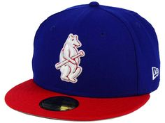 Chicago Cubs New Era MLB Twist Up 59FIFTY Cap 6ea4891a1e5