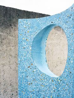Dutch Design Week architecture practice Studio Ossidiana has reinterpreted traditional Persian carpets to create a series of concrete pieces. Diy Carpet, Modern Carpet, Carpet Ideas, Carpet Trends, Milan Design Week 2017, Persian Garden, Hallway Carpet Runners, Stair Runners, Concrete Forms