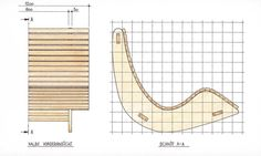 Holz-Saunaliege bauen: Schritt 15 von 16