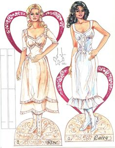 RECORTABLES 2 - Ana Cláudia - Álbumes web de Picasa* The International Paper Doll Society by Arielle Gabriel for all paper doll and paper toy lovers. Mattel, DIsney, Betsy McCall, etc. Join me at ArtrA, #QuanYin5 Linked In QuanYin5 YouTube QuanYin5!