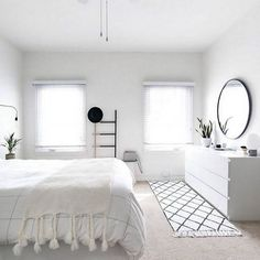 10+ Elegant Bedrooms Ideas for You #bedroomdecor #bedroomdesign #bedroomideas