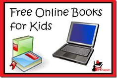 Online Books for Kids  Using online stories in the classroom as a computer and literacy center - or as homework assignment. - Raki's Rad Resources
