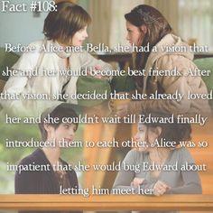 Bella and Alice.                                                                                                                                                                                 Más